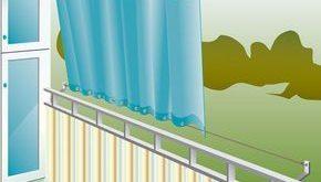Balkon: Sonnencreme