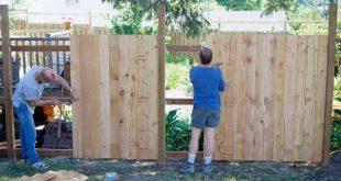 Bauen Sie den Sichtschutz selbst: Tipps für die Grundlagen