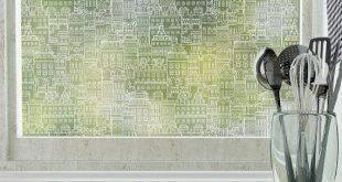 CityScape Privacy Window Film - Standard 36 Zoll x 48 Zoll