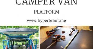 DIY Camper Van Platform - Verwandeln Sie Ihr Auto in einen Mini-Camper
