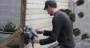 DIY: Moderner Holzzaun und Tor (Courtyard Edition) Ich brauche ein paar ...