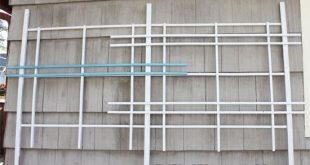 DIY-ify: Bemalte Spalier DIY