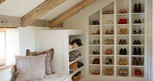 Dachgeschossideen, schräge Wände, Schlafzimmer, kleine Dachgeschossideen, Lesen, kleine ...