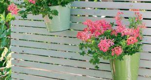 Datenschutz für Balkon und Terrasse