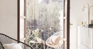 Ein kleiner aber sehr gemütlicher Balkon! The Bahia p ...- Ein Piccolo-Balcone ma molto nach ...