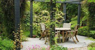 Fenton Roberts Garden Design, Gartendesigner in Nord-London, | Hofgarten #desi ...