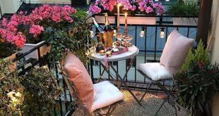 Inspiration für kleine Apartmentbalkone in der Stadt