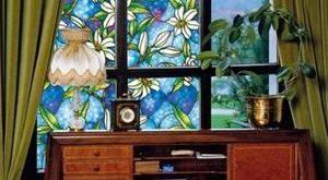 KAUFEN SIE 1 ERHALTEN SIE 1 NUR HEUTE - Selbstklebende Folie für Sichtschutzfenster