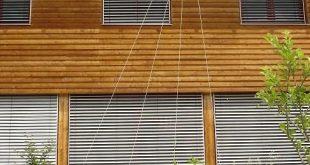 Leinwand - Spalier mit Seilen - Seite 1 - Terrasse & Balkon - Meine schöne ...
