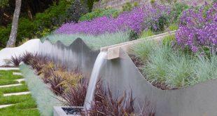 Los Gatos Residence Terrassengarten von Zeterre Landschaftsarchitektur #Architektur #Garten # ...