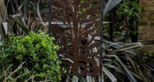 Metall-Gartengitter für Pflanzflächen von Core LP
