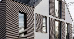 Moderne Fensterläden definieren das Konzept der Privatsphäre neu