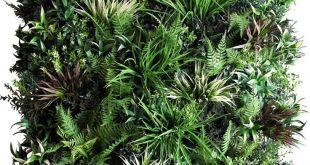 NEU! Landscape My Life Supreme Künstlicher Vertikaler Garten | Galvanisierter Metall ...