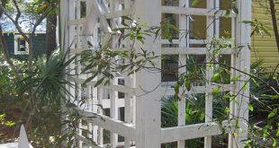 Pergola Bildschirm Gartensitz