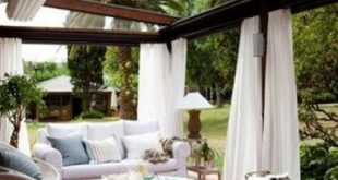 Pergola ideas privacy spaces 59 trendige Ideen