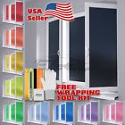 Premium-Farbe Mattglas Home Badezimmer Fenster Sicherheit Datenschutz Aufkleber