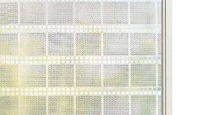 """Rabbitgoo Fensterfolie Sichtschutz Fensterfolien Statisch haftende Fensterfolie Dekorative Nichtklebende Fensteraufkleber Lichtblockierende Fensterfolie für Home Küche Büro Wohnzimmer 35,4 """"X 78,7"""""""