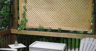 Sichtschutz für Hinterhöfe - Dinge, die Sie über den Balkon verstehen müssen ...