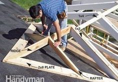 So bauen Sie eine Veranda: Screen Porch Construction - 2019