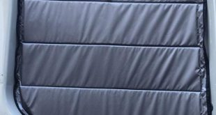 Sprinter Van Isolierte Sichtschutzabdeckung / Blende für Hintertüren (Paar)