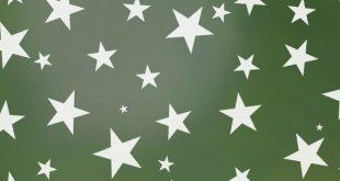 Star Struck Blickschutzfolie - groß 48 x 84 Zoll
