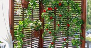 Summer Balcony Arrangement 2017 Mein eigenes #balkonarrangement #sigenes #som