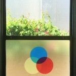 Suncatcher Privacy Window-Bildschirm