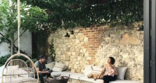 Super Wall Garden Ideas Hinterhof Privatsphäre Gitter Ideen
