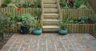 Terrace Garden - könnte die Oberseite blockieren, um Privatleben und Schutz mit einem v ...