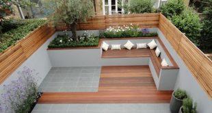 Über 15 kleine und große Deck-Ideen, die Ihren Garten schön machen