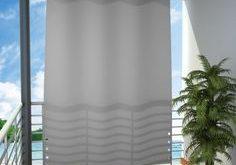 Variable Trennwand für Balkon oder Terrasse, für Sonnenschutz und ...