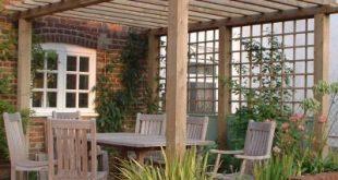 20 Garten-Sichtschutz-Ideen für einen Garten-Sichtschutz