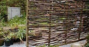22 Einfach schöne, erschwingliche Bildschirme für den Garten # Low Budget Image