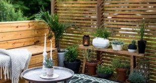 23 ideen wohnung balkon garten sichtschutz terrassen