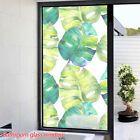 3D Statisch Haftende Abdeckung Matt Fensterglas Film Aufkleber Privatsphäre Home DIY Dekor # ...