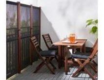 50 Ideen Wohnung Patio Sichtschutz Terrassen