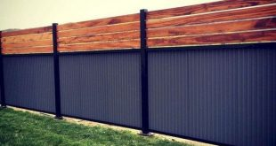 50 einfache Diy Cheap Privacy Fence Design-Ideen