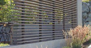 60 umwerfende Ideen für Gartenzäune - # Behandlung # für # Gartenzäune ...