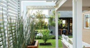 63+ Ideen für Terrassen mit Sichtschutz