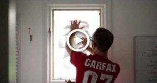 Bad Fenster Privatsphäre DIY