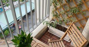 Balkon - Inge Hoogendoorn