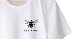 Bienen-Art - Eco T-Stück