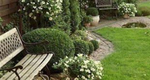 Erstaunliche Grenzgarten-Ideen zu Ihrer Landschaftsgestaltung, die 01 umrandet