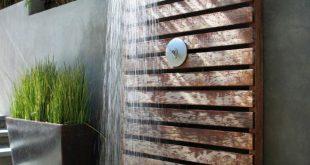 Garden Shower Screening - Ideen für die Außendusche gesucht?