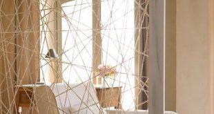 Hier sind 26 Ideen oder Lösungen zur Aufteilung oder Schaffung neuer Umgebungen in Ihrem Zuhause!