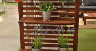 IKEA HACK: Bauen Sie Ihre eigene Gartenbank mit Ikea-Möbeln!