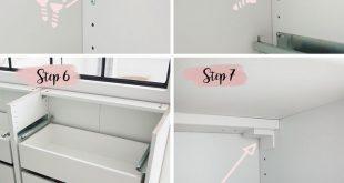 IKEA Hack: Pax Dresser (Christina Dueholm) #Garderobe #Flur #Diy #Einführung ...
