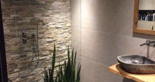 Natürliche Farben im Badezimmer von Van Manen Bathrooms in Barneveld