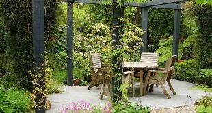 Pergola-Garten 2