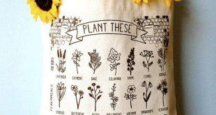 Pflanzen Sie diese Hilfe, um Bienen zu retten